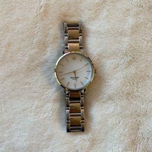 Gold & Silver Kate Spade Watch
